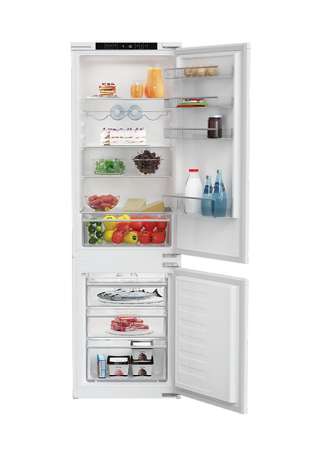 Blomberg KNM4553EI Integrated Frost Free Fridge Freezer