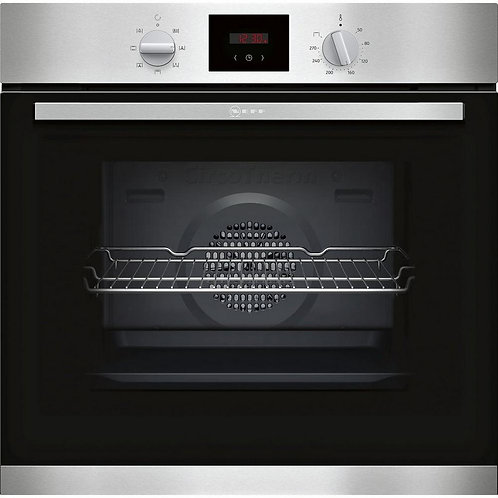Neff B1HCC0AN0B Built In Electric Single Oven - Stainless Steel - A Rated