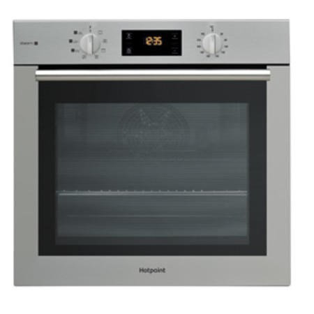 Hotpoint Active Cook FA4S544IXH Built In Electric Single Oven with added Steam
