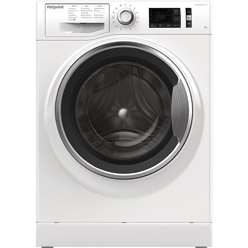 Hotpoint ActiveCare NM11 946 WC A 9kg- - Stop & Add- Washing Machine - White
