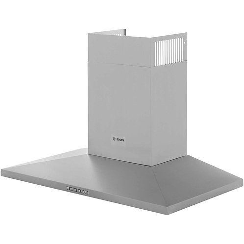 BOSCH DWW097A50B Chimney Cooker Hood - Stainless Steel