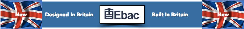 Ebac washing machines now at Broadbents