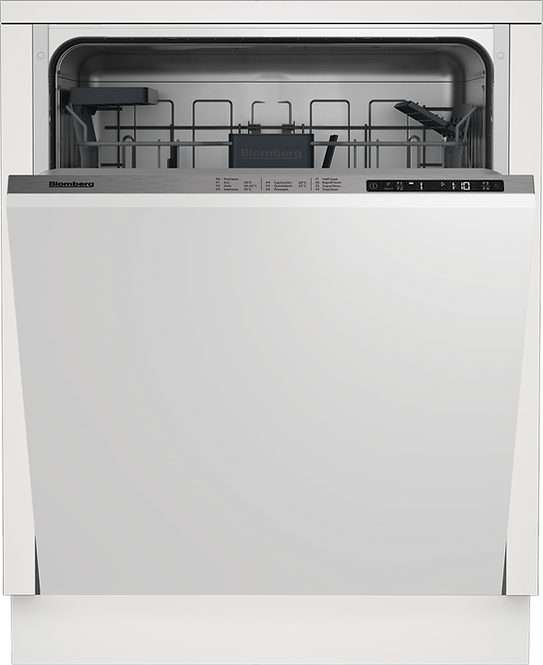 Blomberg LDV42221 Integrated Dishwasher - Stainless Steel