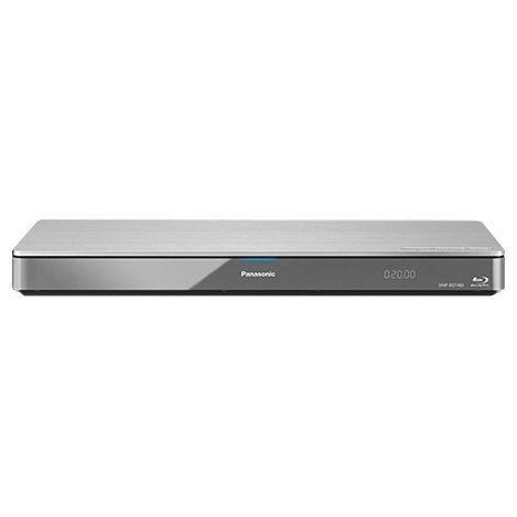 Panasonic DMP-BDT460EB9 Smart 3D Blu-ray Player - Silver / Black
