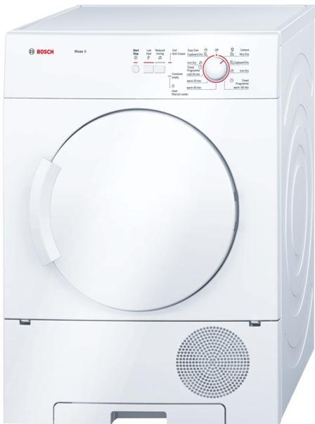 Bosch WTC84101GB   Tumble Dryer