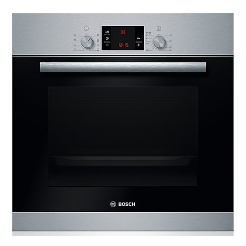 Bosch Serie 6 HBA63B150B Single Built In Electric Oven