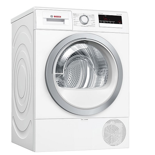 BOSCH Serie 4 WTR85V21GB 8 kg Heat Pump Tumble Dryer