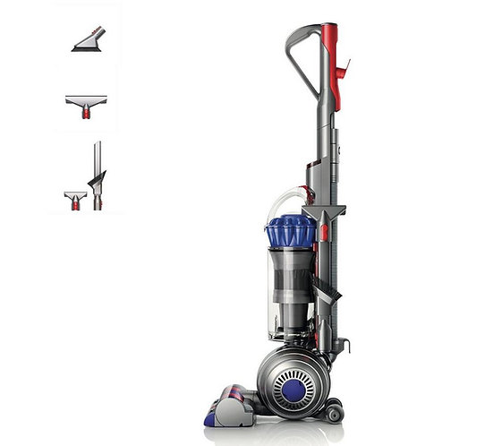 Dyson Small Ball Allergy Bagless Upright Vacuum Cleaner with free QR Tangle-Free