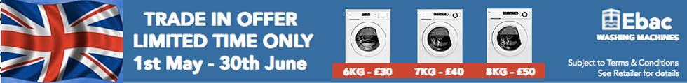 Ebac Trade In Offer upto £50