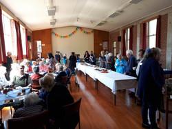 Community advent service
