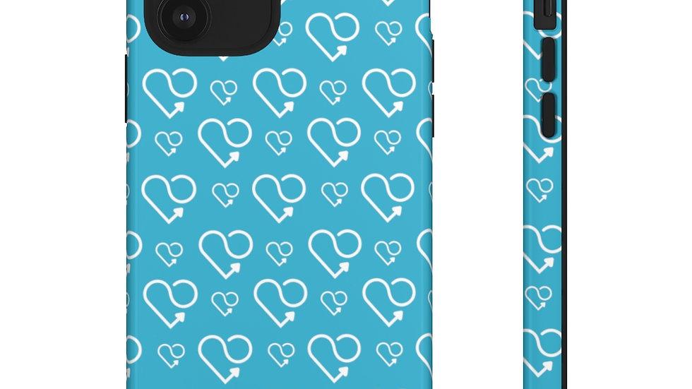 Karmascore Blue Phone Case