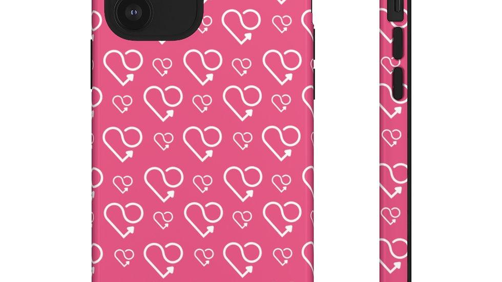 Karmascore Pink Phone Case