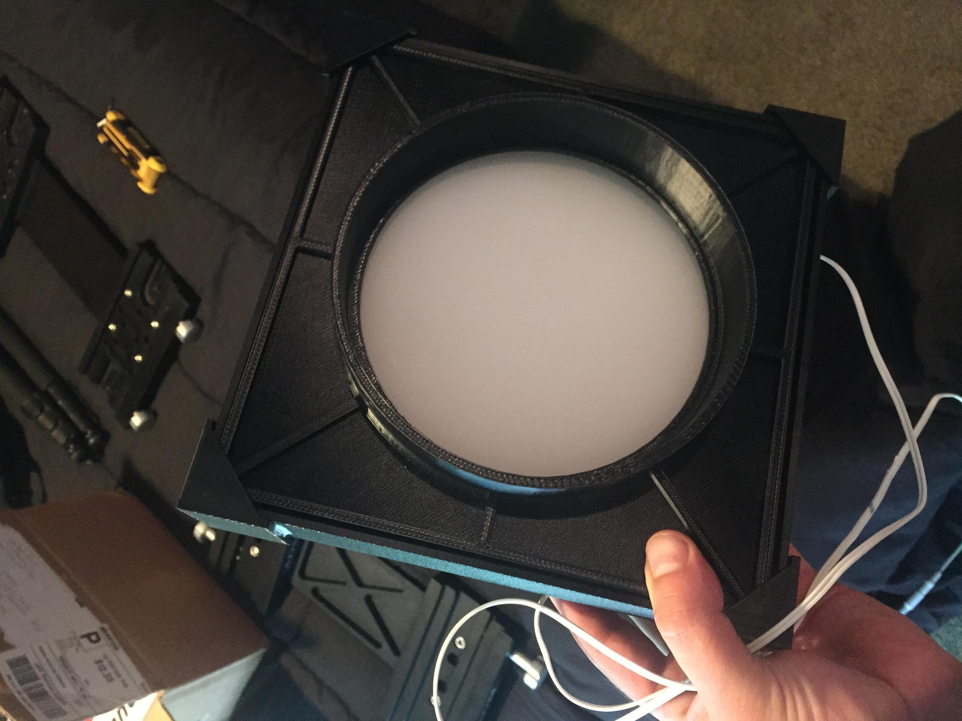 Custom Light Box