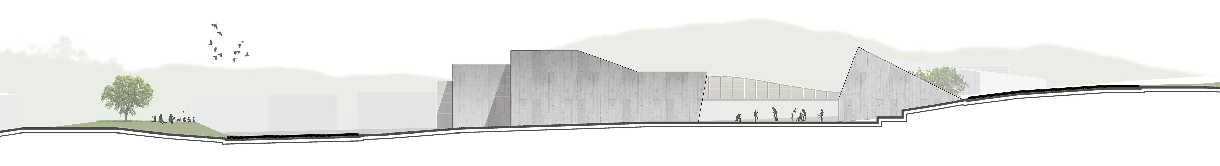 Auditorium Facade