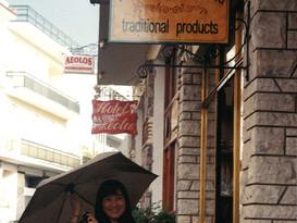 WPI Athens, Greece 2000