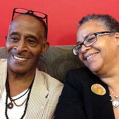 Antonio Fargas and Linda Parris-Bailey.j