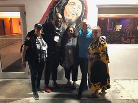 Theatre Communications Group Conference Miami - Linda Parris-Bailey, Harold Steward, Meena Natarajan, Abe Rybeck , Rosie Gordon-Wallace