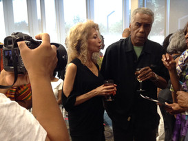 National Black Theatre Festival - Lorrie Marlow and Robert Hooks