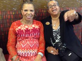 National Black Theatre Festival - Ntozake Shange and Linda Parris-Bailey