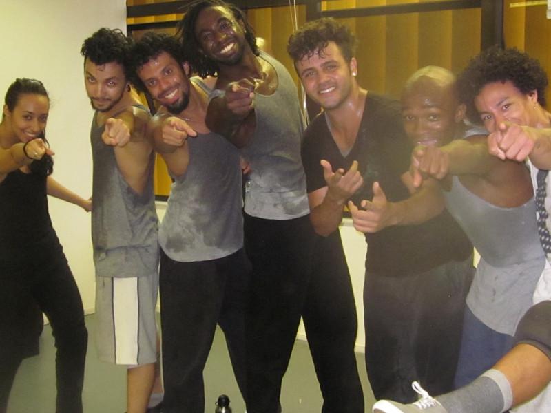 NPN Performing Americas Brazil - Companhia Urbana De Danca
