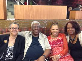 National Black Theatre Festival - Linda Parris-Bailey, Woodie King Jr, Ntozake Shange, Eileen J. Morris