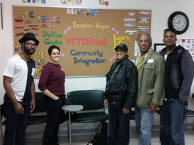 Creative Arts Reintegration (CAR) Veterans Project Workshop