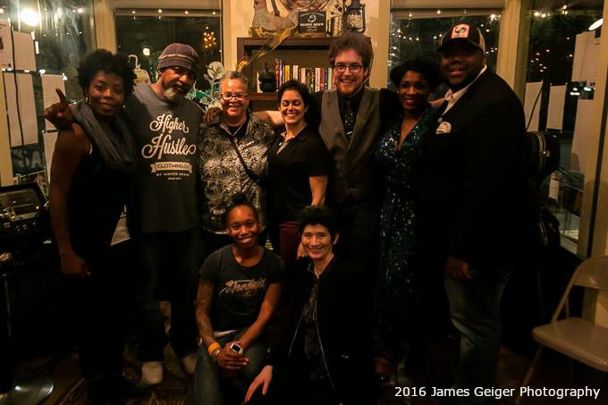 Tampa Veterans Open Mic featuring The War and Treaty hosted by Art2Action