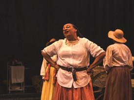 Dark Cowgirls and Prairie Queens