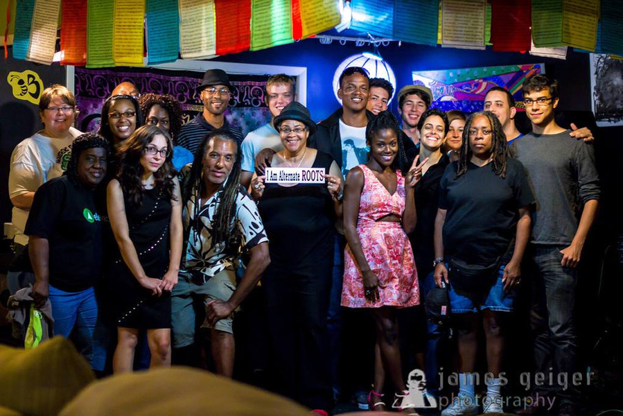 Veterans Open Mic with Invited Guests from Alternate ROOTS Tampa, Florida