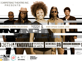 Presenting Yissy & Bandancha in Knoxville