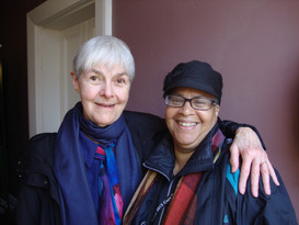 WPI Cape Town, South Africa 2015 - Anna Kay France and Linda Parris-Bailey