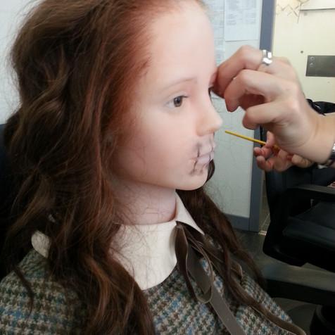 Child Action Manikin (aka child 'stunt dummy')