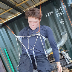 Special Action Manikin - replacing the old stunt dummy