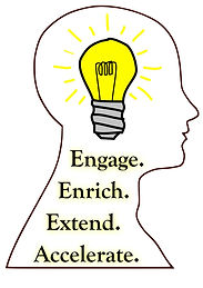 Engage. Enrich. Extend. Accelerate. This is what Gifted Consulting is all about
