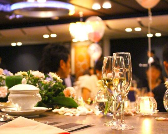 川越のイタリア創作料理店フェリチタ。記念日、謝恩会などのパーティーはフェリチタをご利用ください。