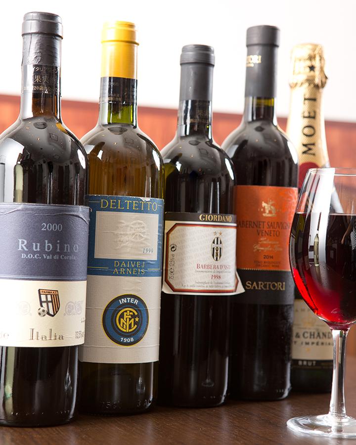 川越のイタリア創作料理店felicita(フェリチタ)紹介/ワインで乾杯