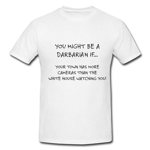 Darby's Cameras T-shirt