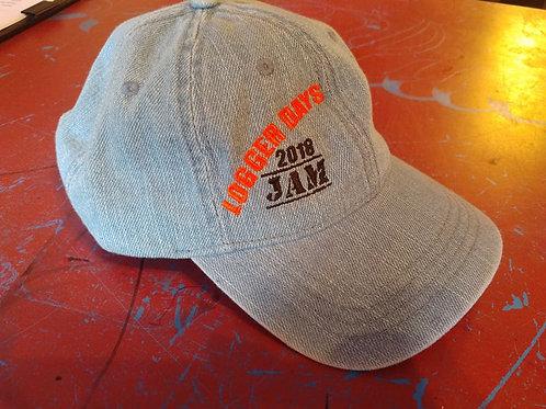 Logger Day 2018 Jean Hat