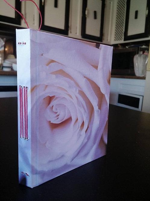 Handmade Breast Cancer Awareness Book