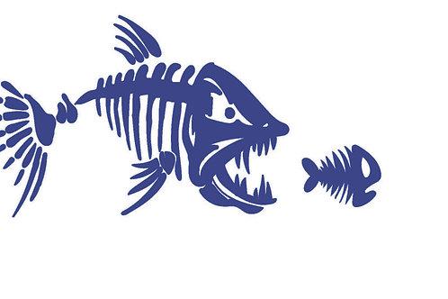Its A Fish Eat Fish World