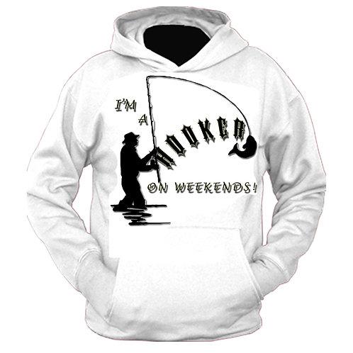 Cowboy Weekend Hooker Hoodie