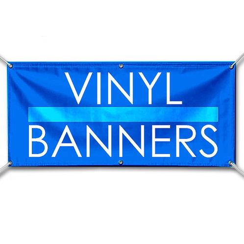Banner 3'x4'