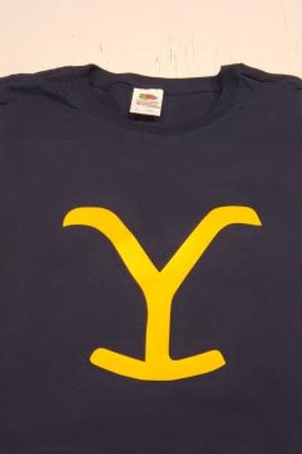 Y Brand Crew Neck Sweat Shirts
