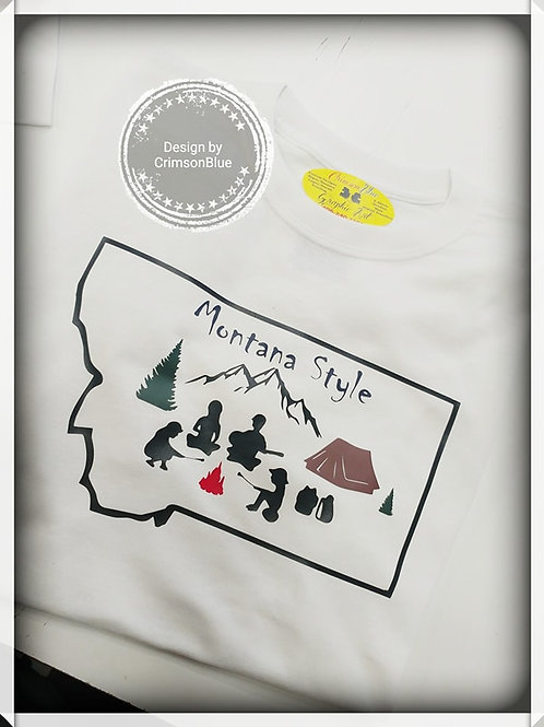Montana Style T-Shirt