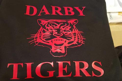 Darby Old School Tiger Hoodie