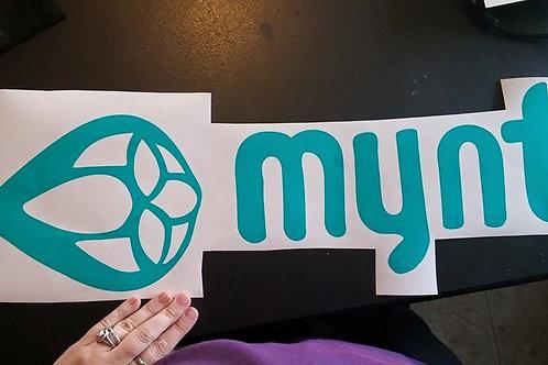 MYNT Decal 24x8