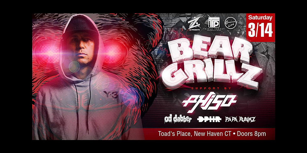 Bear Grillz and Phiso