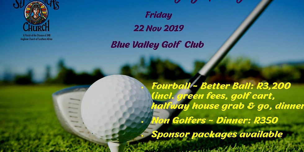 5th Annual Charity Golf Day