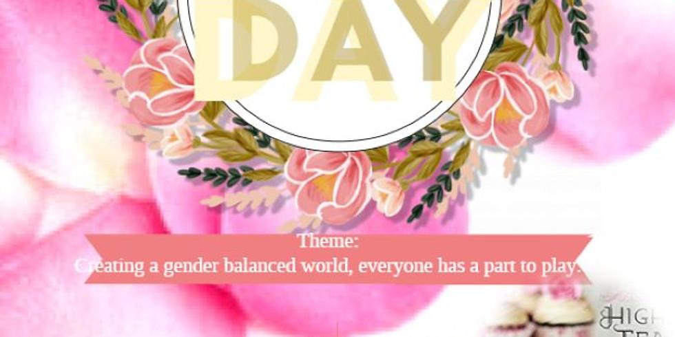 Women's Day High Tea