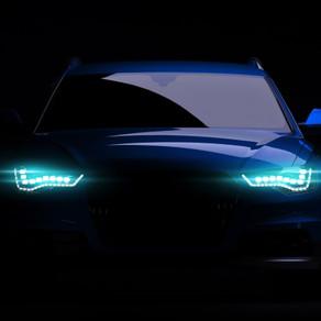LED Car Lighting for Dark Winter Months